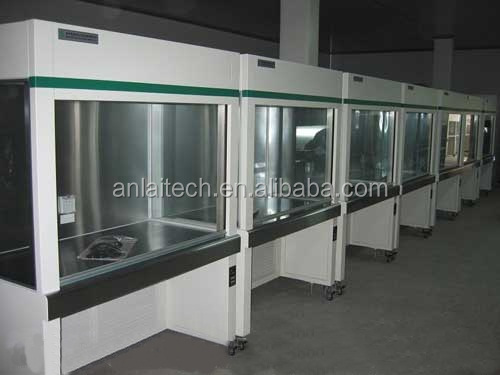 Vertical laminar fow cabin work stations for lcd clean room