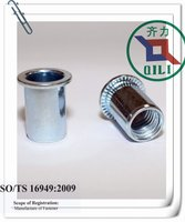 china made rotation resistance insert nut M8-M12