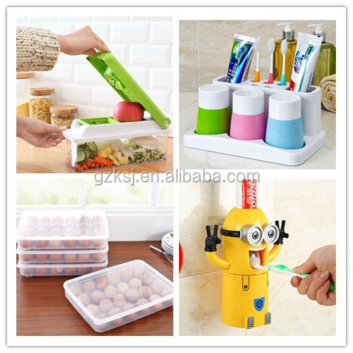 China factory cheap price plastic injection moulding for plastic households necessities