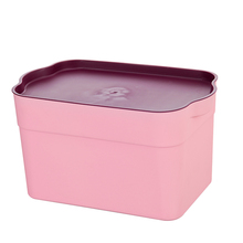Plastic PP containers for food storage,multipurpose kids classroom storage for container storage