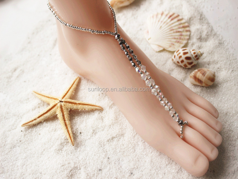 new simple classic wedding gift barefoot sandals