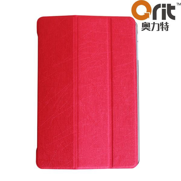 Newest Smooth PU leather tablet case tablet case for kids ase for ipad mini 2 case