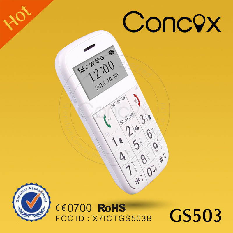 Mobile Phone Call Tracking Device GS503 for Senior Realtime Tracking