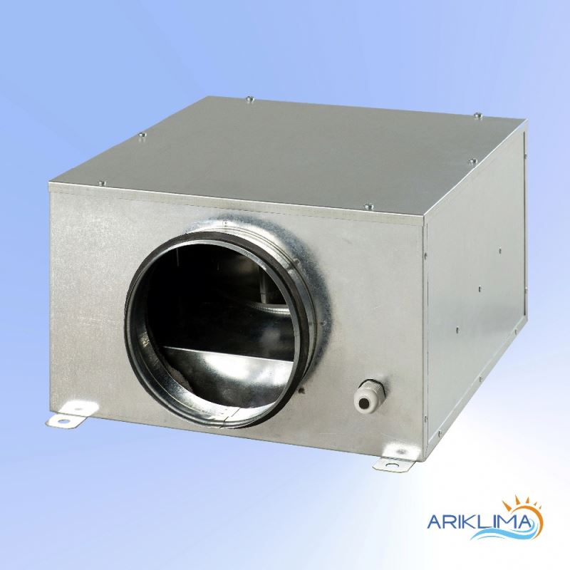 Low consumption boxed 220v mini sirocco bath ventilation fans for industrial use BOX-KS