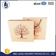 CUSTOM NEW STYLE paper bag tetra pack paper