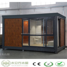 WPC living 20ft container house