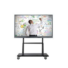 Large 4k Computer Monitor LCD Touch Screen Panel