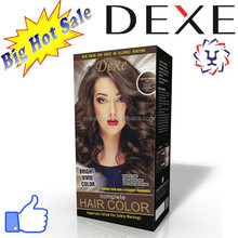 Dark and lovely hair dye hair factory 12 colors available color hair colorant