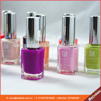 12ml nail polish bottle glass empty nail polish bottle