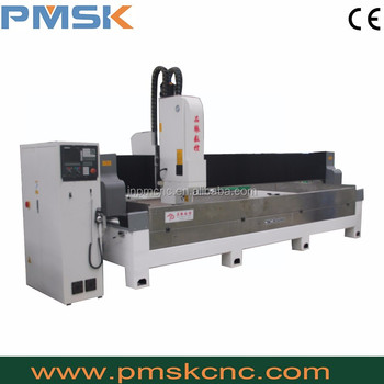 Quartz stone process center machine for marble Quartz stone cutting machine