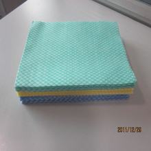hotel disposable cleaning cloth manufacturer Anti-bacteria towel company spunlace nonwoven fabric cleaning cloth