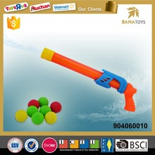 2017 hot new products die cast toy soft bullet gun