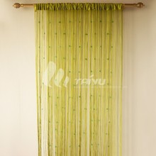 New style valance indian style curtains