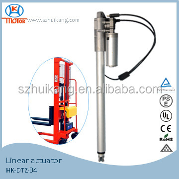 Customized Linear push pull feedback actuators for window open and furniture accessories