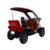 New sightseeing 3 passengers luxury antique model t mini shuttle bus on sale