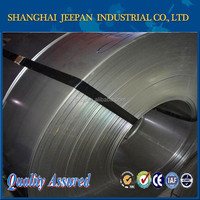 Shanghai Jeepan cold rolled spring stainless steel 316 harden coil