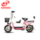 Mom and baby bicycle with basket electric bike for sale