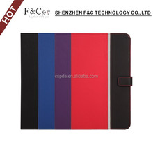 Customized Stand Light Up Book Style Tablet Case For Samsung Tablet E8.0 Cases Cover