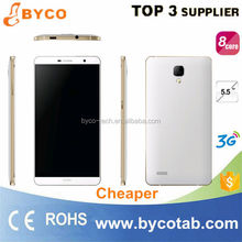 5.5 inch big touch screen mobile phone octa core used mobile phone wholesale dubai