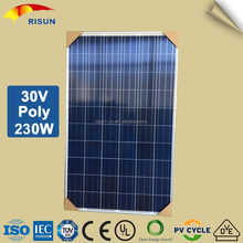 4BB 30V Solar PV Panels 230W With Competitive Price