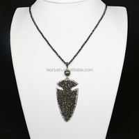 Buy Fashion Jewellery Wholesale,Crescent Clover Alphabet Necklace ...