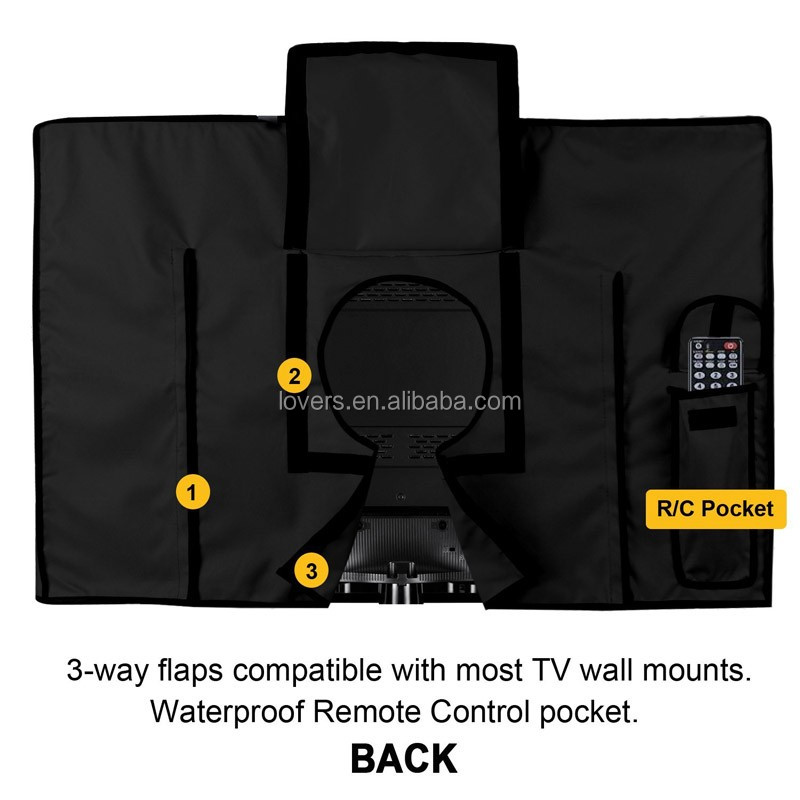 Best Universal Television Protector fabric Outdoor TV Cover FOR for 30'' - 32'' LED, LCD