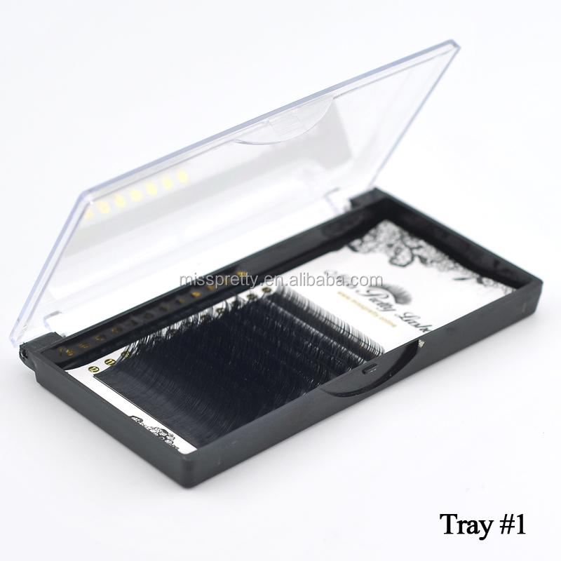 Wholesale Eyelash Extention in customized packaging