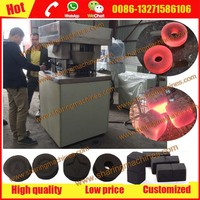 New Rotary Rotating Shisha charcoal tablet briquette making machine