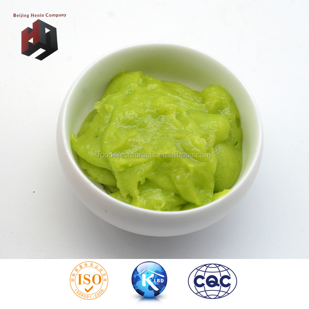 Japanese food seasoning--spicy wasabi powder supplier