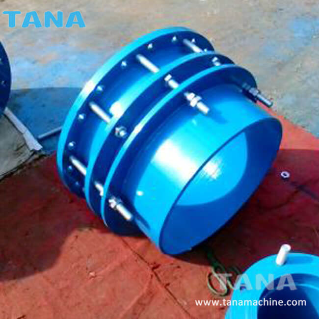 Single Flange Sleeve Expansion Joint
