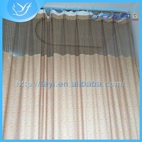 LY-P11 Flame Retardant Water Repellent Fabric Yarn Dyed Bed Screen Curtain Fabric LY Brand