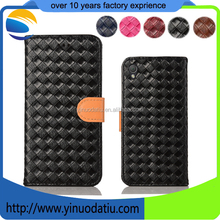 Stock wholesale Leather Flip Cover For Sony Xperia Z3 Z1 Z5 Back Housing