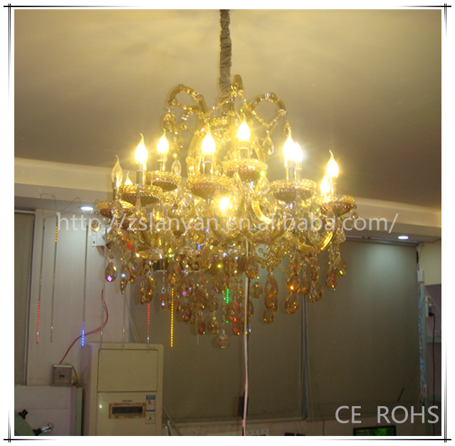 3W LED E14 LED candle light with CE ROHS GS SAA UL