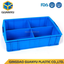 Separating plastic stoarge box, divided plastic container