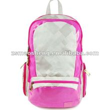 New design fashion PU laptop backpack