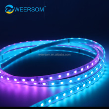 Break point intelligent Transmission P943 full Color 24V app remote control SMD 5050 LED Strip