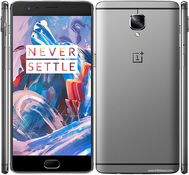 One Plus 3 64gb Smart Phone Worldwide Compatible Black / White