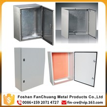 High Quality precision sheet metal service electric control box/electric cabinet with 31 years experience