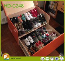 sneaker giant shoe box with drawer