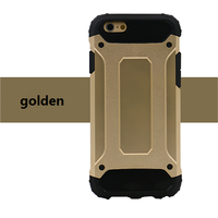 2 in 1 Hybrid Hard Drop Resistant Protective case for iphone 5 back cover