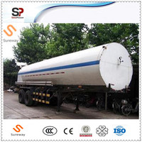 Lorry Tankers For Liquid Oxygen Transportation