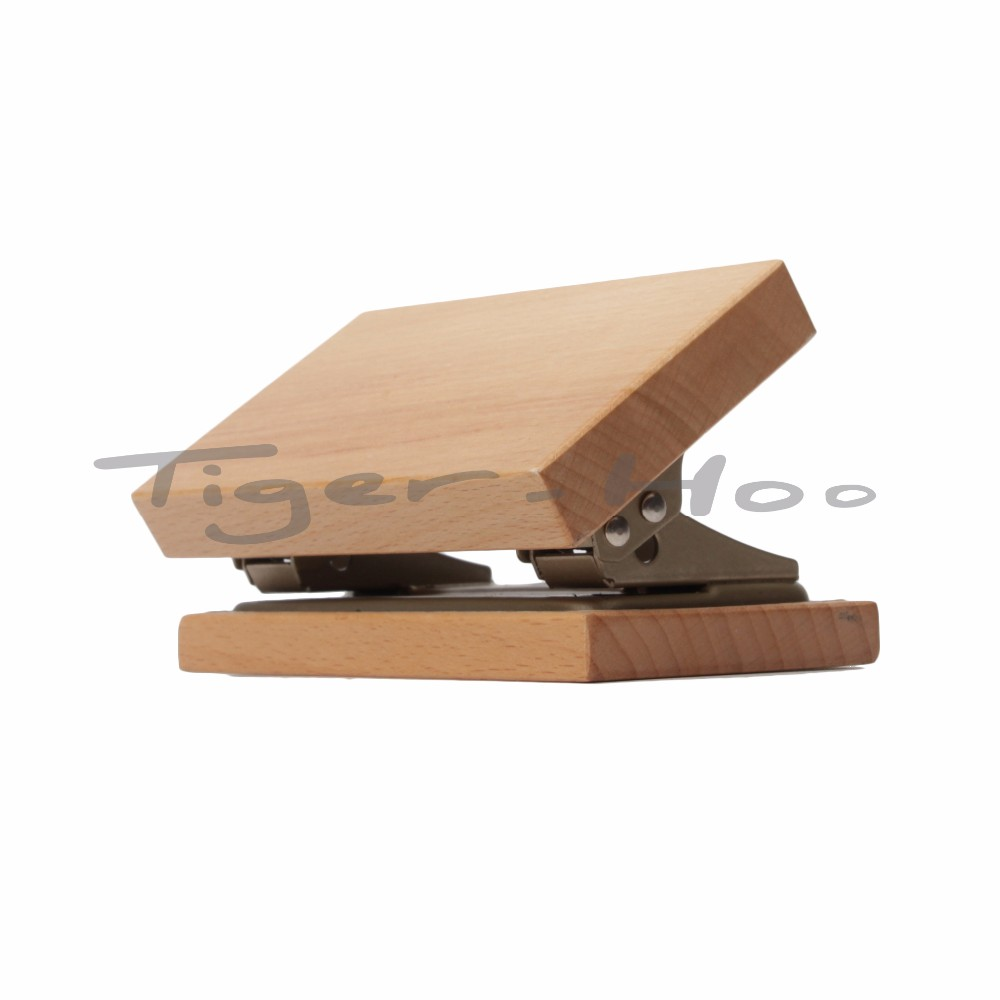 Craft Paper Wooden Hole Punch