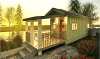 Ready-to-Go Small House ---> Eco-Hut