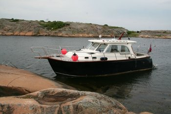 Lobster Boat (Downeast Style Yacht)