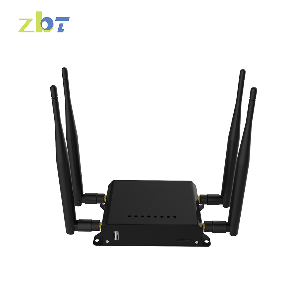 Factory Sell QCA9531 chipset 4G lte cellular openWRT wifi router ZBT WE826-<strong>Q</strong>
