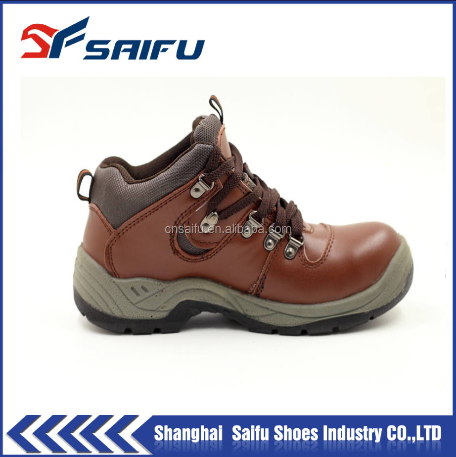 wholeslae fashion ladies high heel safety shoes SF866