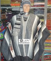 ANDEAN PONCHO
