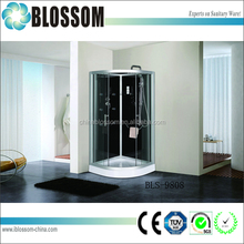 Blossom 2017 portable cheap complete ariel steam shower room