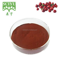 100% Natural 5%, 15%, 25%, 30%, 50% Proanthocyanidins/Anthocyanins Cranberry Extract