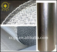 Work price for Double Sided Aluminum Foil Bubble Thermal Insulation Material